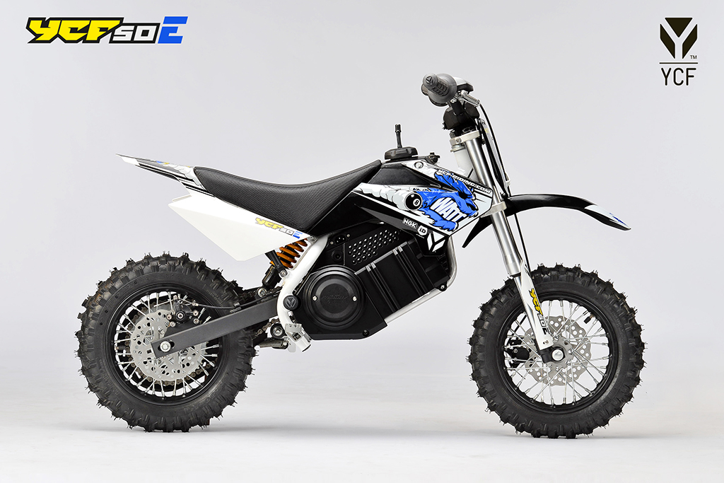 YCF START 50E Electric 50 size Mini bike