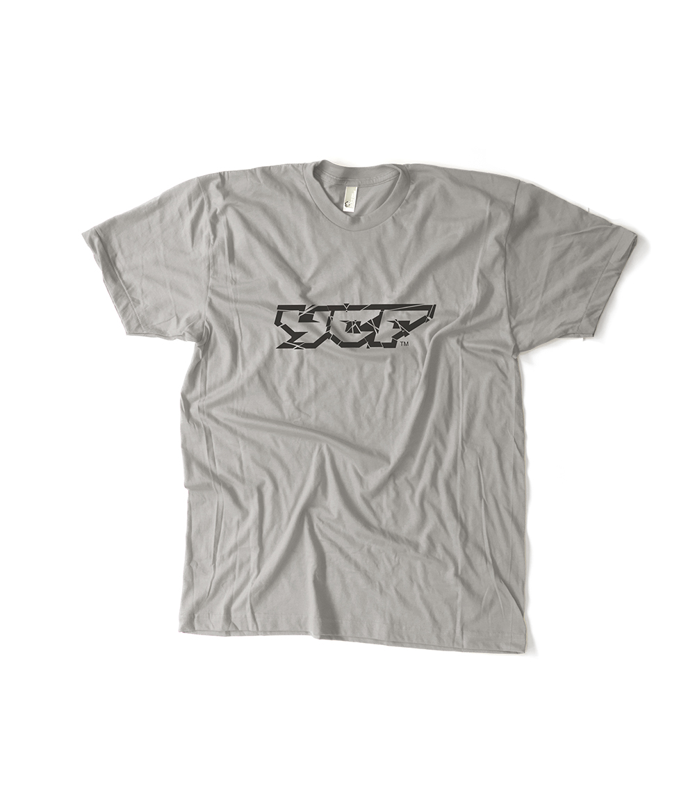T SHIRT GREY (LARGE)